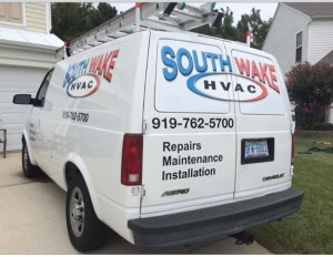 South-Wake-HVAC-Lettering